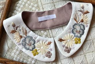 Невыносимая нежность бытия: потрясающая вышивка Wakako Horai