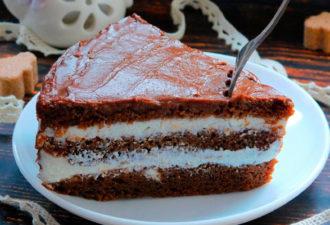 Стаканчиковый торт или торт без весов. Проще не придумаешь