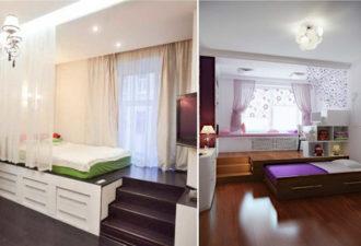 Функциональная идея для экономии места в маленьких квартирах