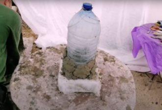 Красота для дома и участка из обычной пластиковой бутылки