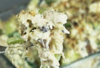 Очень вкусный салат, «Вместо оливье»