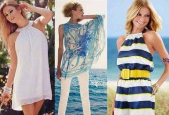 Простые выкройки летней женской одежды