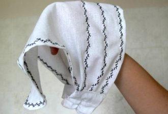 Как сшить модную косынку на резинке