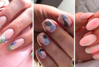Стемпинг-nails. Подборка самых стильных дизайнов маникюра со стемпингом