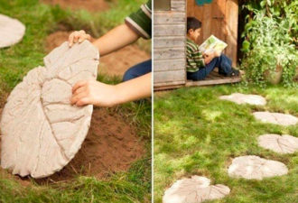Оригинальные садовые идеи, которые легко воплотить у себя на даче