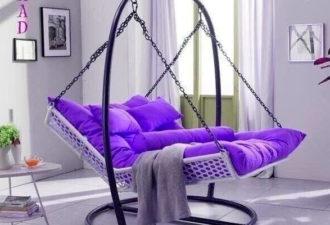 Гамаки и подвесные кровати
