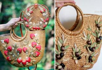 Идеи украшения актуальных в этом сезоне корзин