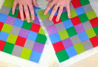 Техника сшивания «Пиксели» — экономит рукодельнице деньги и нервы