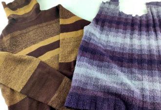 Теперь жалею, что выкинула столько старых свитеров и кофт. Удачная и красивая идея